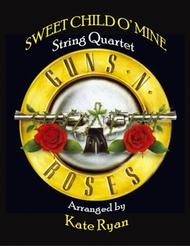 Sweet Child O' Mine (String Quartet)