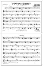 I Wan'na Be Like You - Eb Baritone Sax