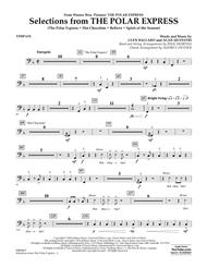 Selections from The Polar Express - Timpani