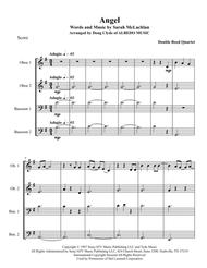 Angel for Double Reed Quartet