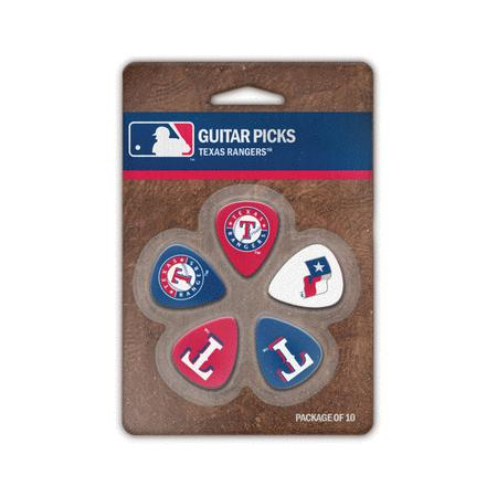 Texas Rangers Guitar Picks