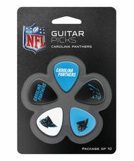 Carolina Panthers Guitar Picks