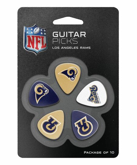 Los Angeles Rams Guitar Picks