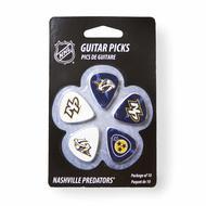 Nashville Predators Guitar Picks