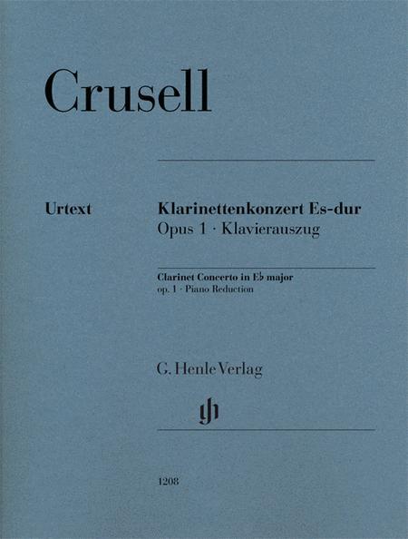 Clarinet Concerto in E-flat Major Op. 1