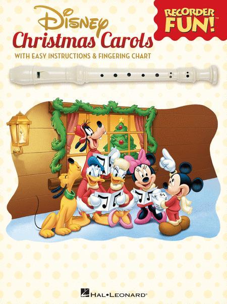 Disney Christmas Carols