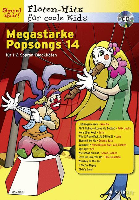 Megastarke Popsongs Band 14