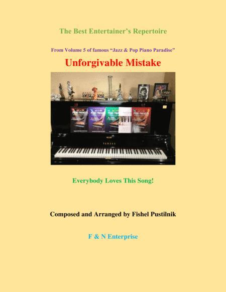 Unforgivable Mistake