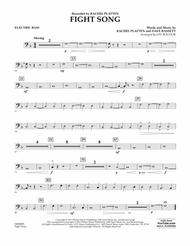 Fight Song - Electric Bass