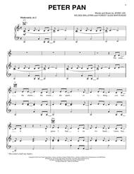 Download Peter Pan Sheet Music By Kelsea Ballerini Sheet Music Plus