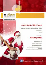 American Christmas - Mash up Rondo of best Christmas Songs - Wind Quintet