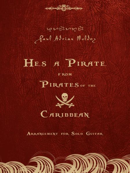 Download He's A Pirate (from Pirates Of The Caribbean) Sheet