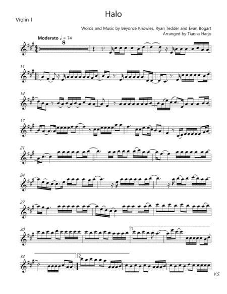 Halo - String Quartet