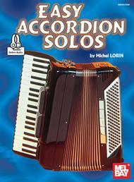 Easy Accordion Solos