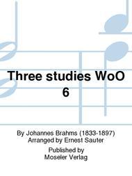 Three Studies Woo 6