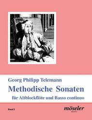 Methodical sonatas Band 1