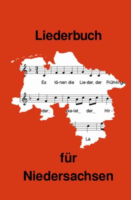 Song Book For Lower Saxony