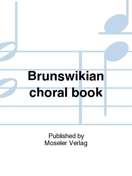 Brunswikian choral book