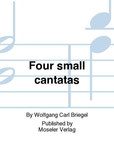 Four small cantatas