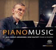 Axel Borup-Jorgensen: Piano Music
