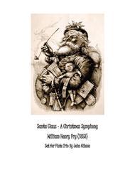 Santa Claus - A Christmas Symphony for Flute Trio