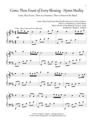 Come, Thou Fount of Every Blessing - Hymn Medley