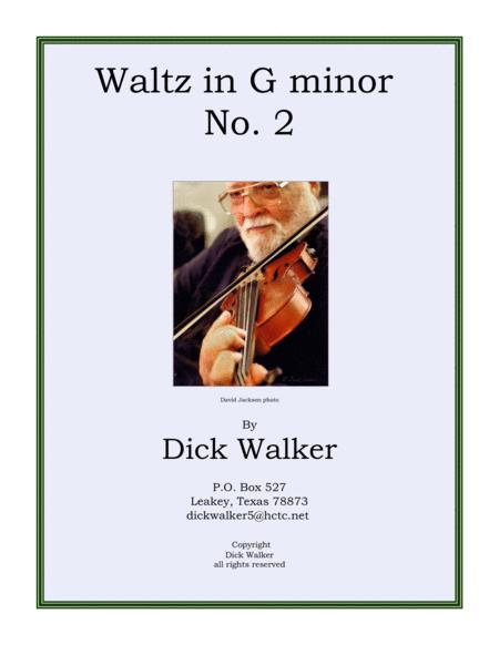 Waltz in g minor No. 2