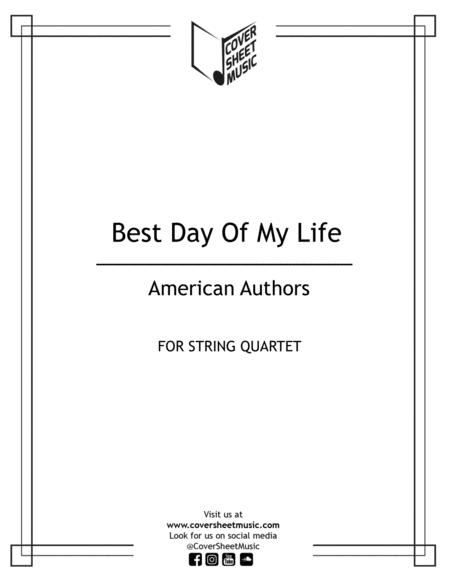 Best Day Of My Life String Quartet