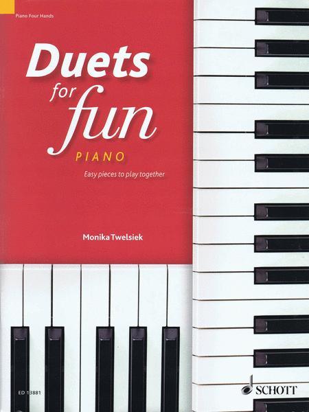 Duets for fun: Piano