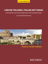 Italian Art Songs