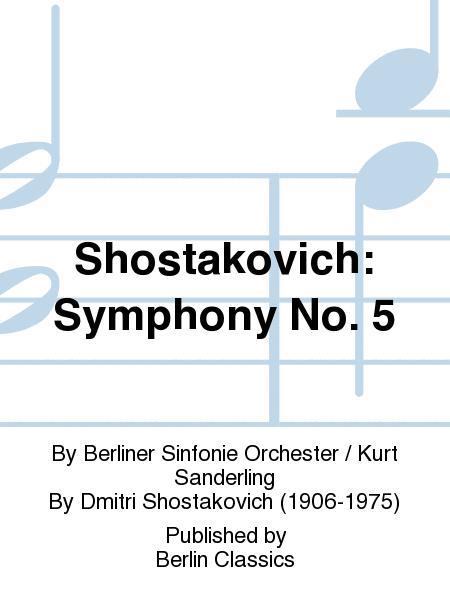 Shostakovich: Symphony No. 5