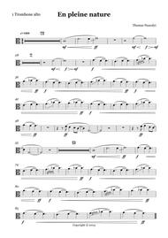 En Pleine Nature/Alto Trombone PART
