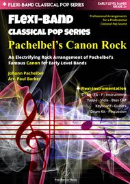 Download Pachelbel's Canon Rock (Flexi-Band Score And Parts) Sheet