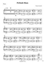 Prélude Slam/Piano PART