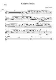 Children's Story/Flute PART