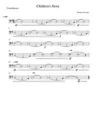 Children's Story/Double Bass PART