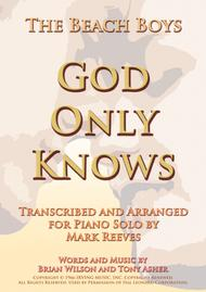 God Only Knows - piano solo