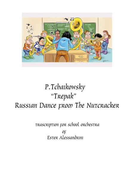 Trepak-Russian Dance from The Nutcraker