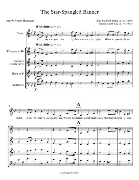 Star Spangled Banner, The