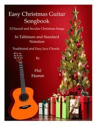 Easy Christmas Guitar Songbook