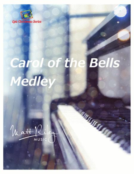 Carol of the Bells Medley - One Piano, Four Hands