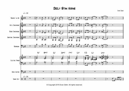 Deely Stan Horns