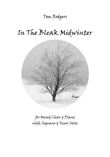 In The Bleak MIdwinter (Mixed Choir & Piano)