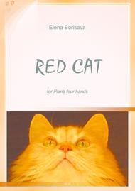 Red Cat for piano 4 hands