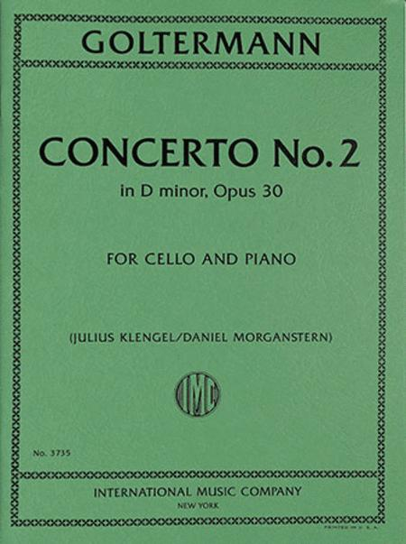 Concerto No. 2 in D minor, Opus 30