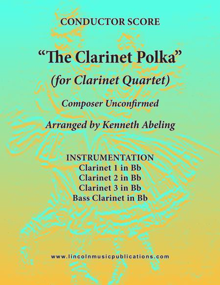 Clarinet Polka (for Clarinet Quartet)