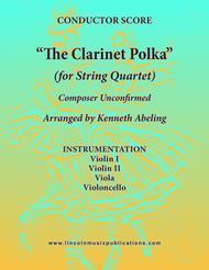 Clarinet Polka (for String Quartet)