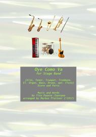 Oye Como Va for Stage Band