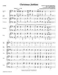 Christmas Jubilate - Full Score