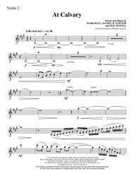 At Calvary - Violin 2